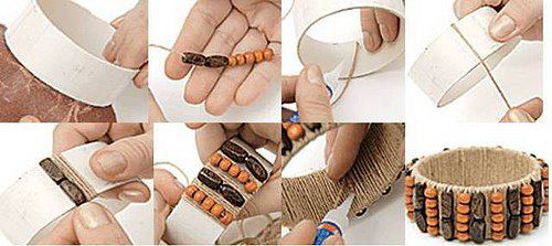 Realiza tus propias pulseras