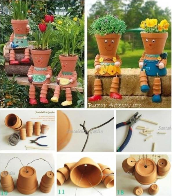 Ideas para tu jardin bisuteria coketa for Ideas originales para jardines