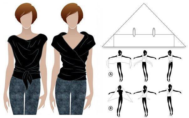 Una blusa fácil de hacer!!! Inténtalo. | Bisuteria Coketa