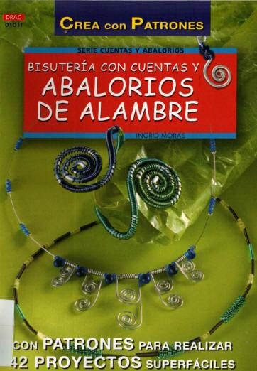 Revista Abalorios con Alambre (Haz Clic sobre la Foto para Descargarla)