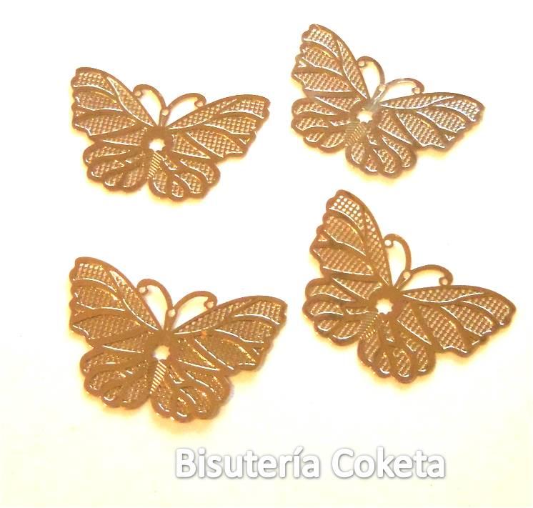 Tenemos bellos dijes de Mariposas en Goldfield.
