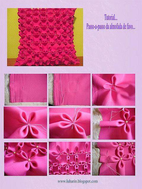 Ideas para decorar los cojines.
