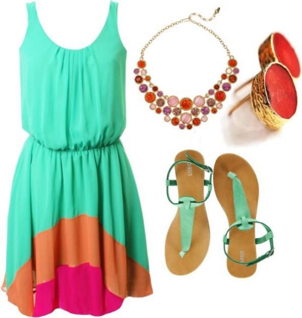 Ideas de Moda, Outfit, combinación de ropa
