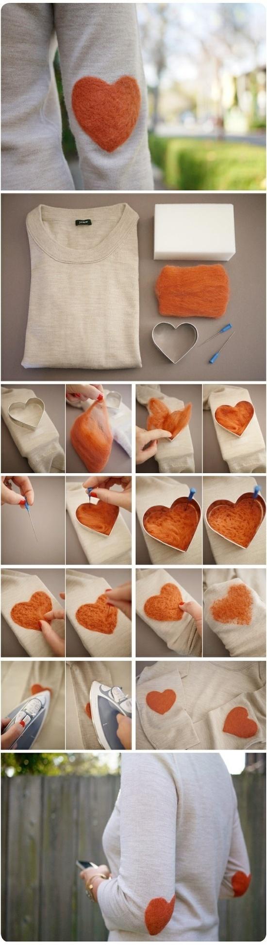 Renueva tu ropa con esta idea.
