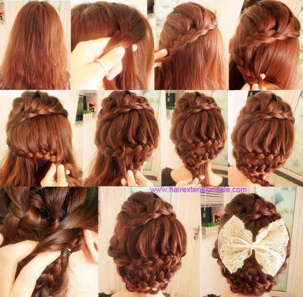 Ideas para peinados.