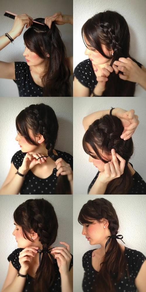 Ideas de Peinados paso a paso