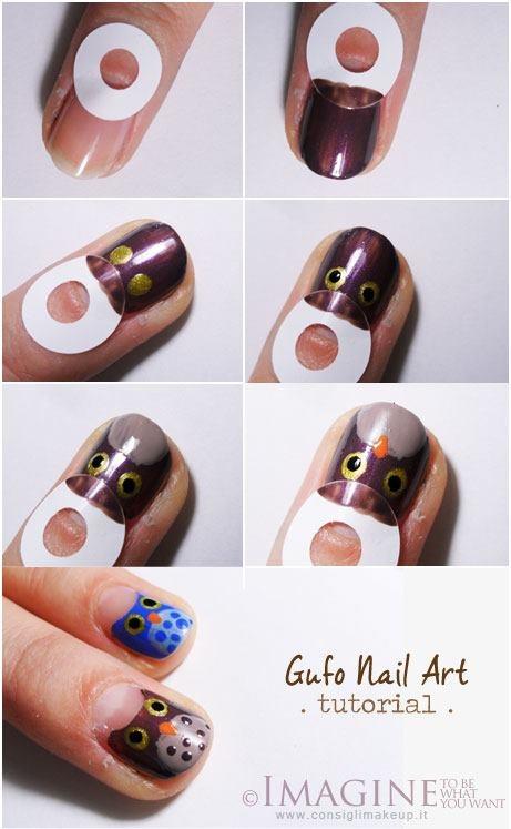Ideas paso a paso para pintar tus uñas