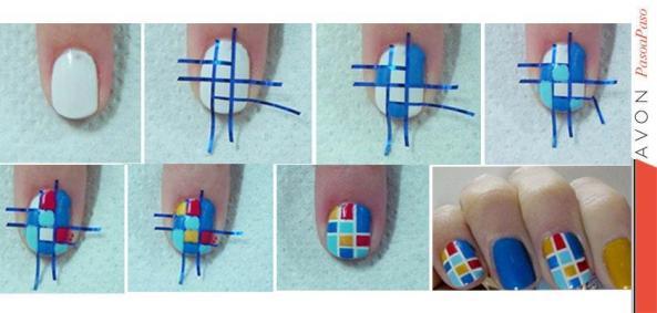 Ideas para Pintarte las Uñas.