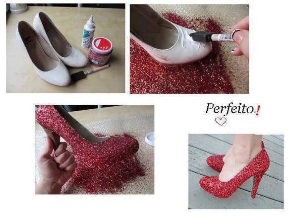 Ideas Decoracion Zapateria ~ Decora tus Zapatos y Renu?valos!!!  Bisuteria Coketa