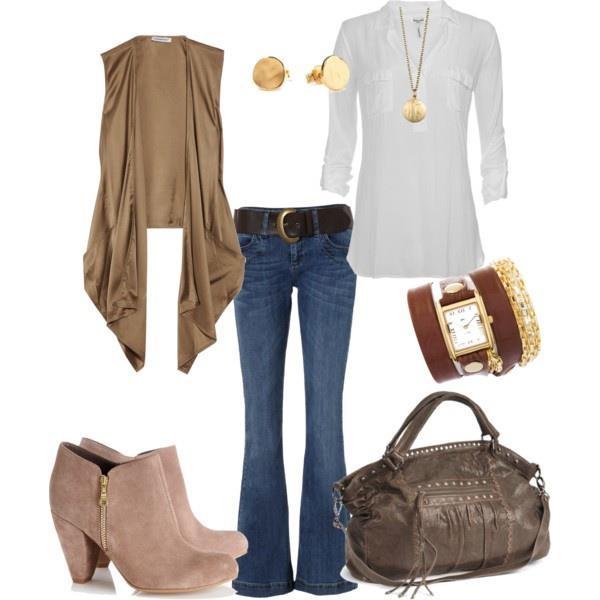 Moda, combinaciones de Ropa, Outfit.