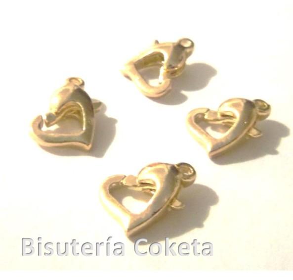 Broches de Goldfield en forma de Corazón
