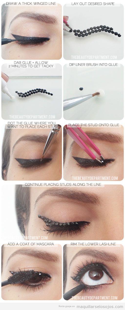 Ideas para Maquillarte los ojos
