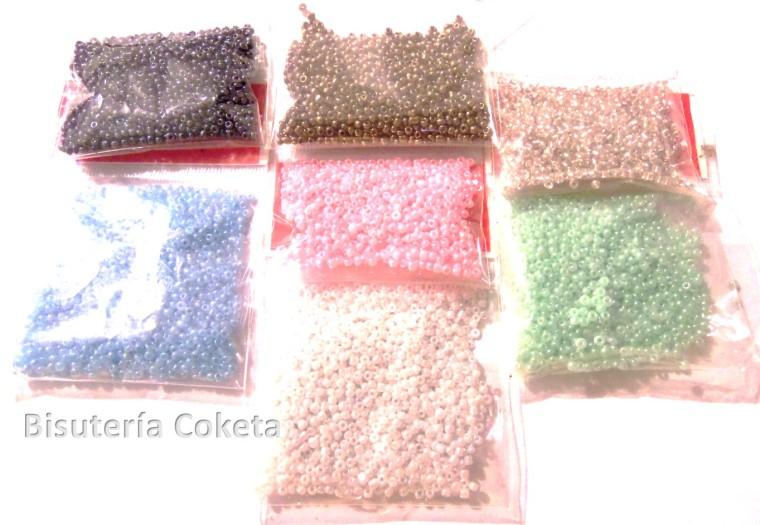 Paquetes de Mostacilla de 15 gr