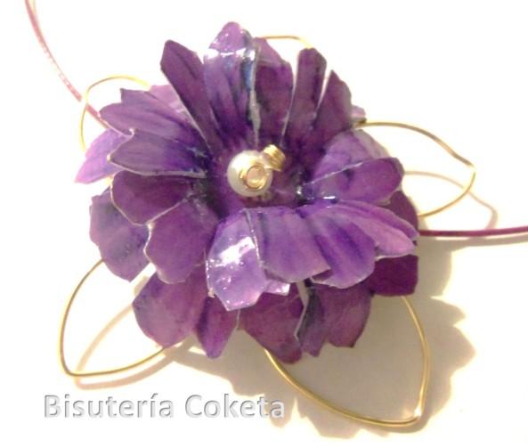 Disponibles Dijes y Zarcillos en Termo Modelado. Las Flores que Quieras. Envíos a toda Venezuela.