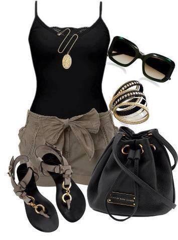 Outfit. Moda. Combinaciones de Ropa