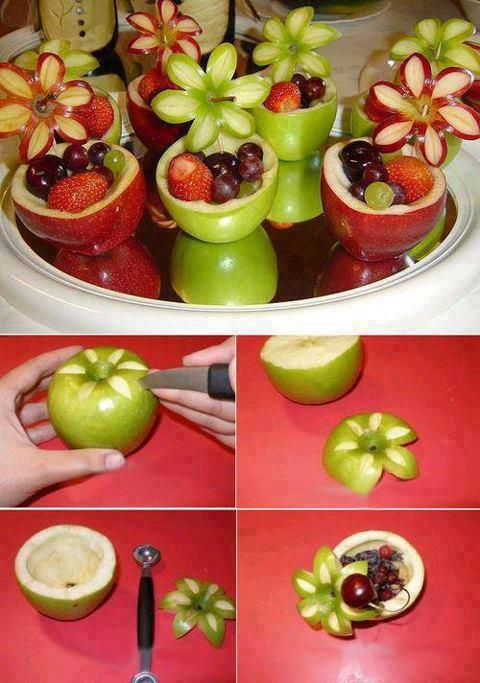 Ideas para cocinar.