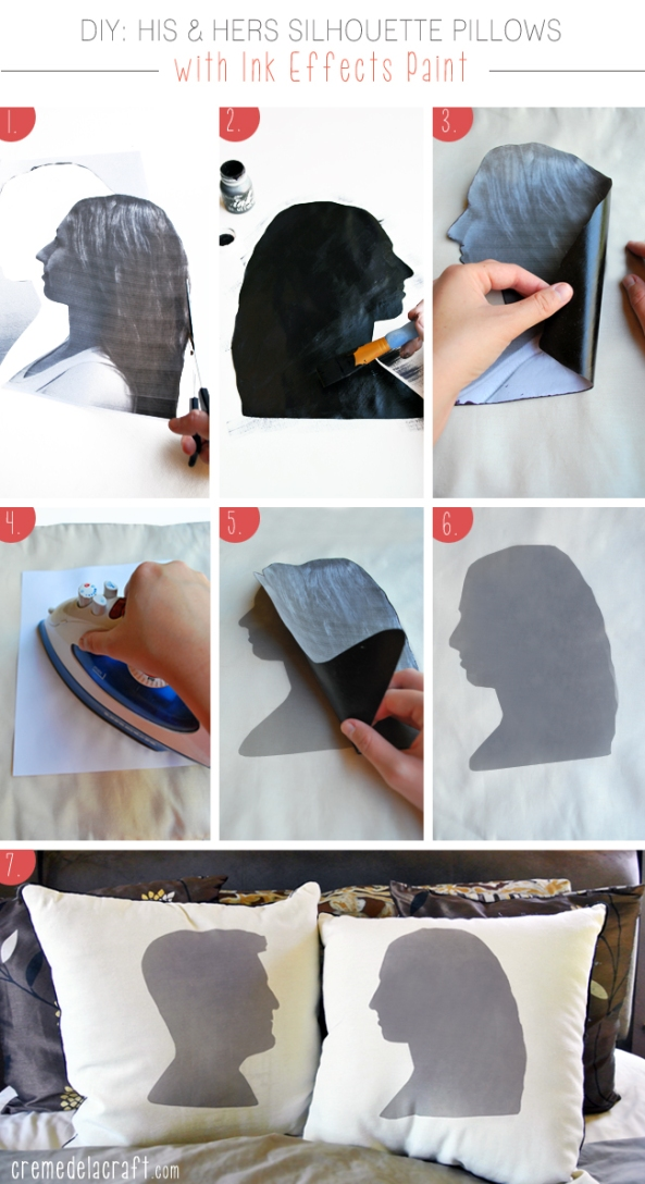 Ideas para decorar las Almohadas!!