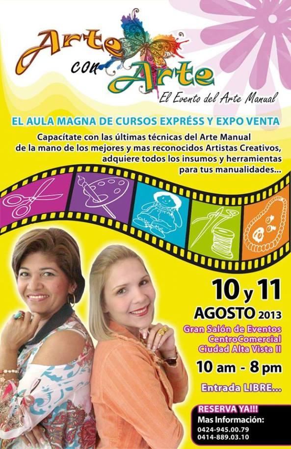 Invitamos a todos a este evento de Manualistas en Ciudad Guayana.