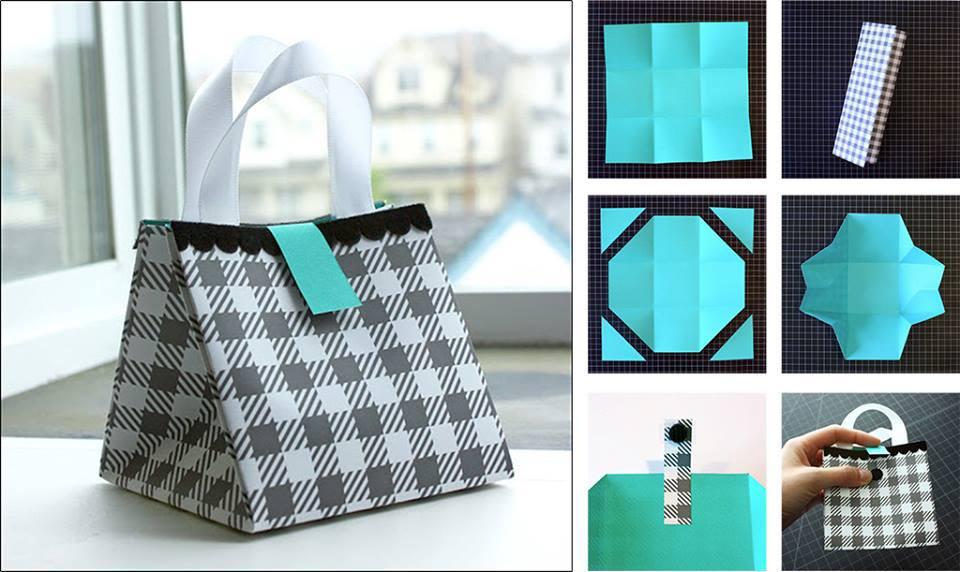Como hacer bolsas de regalo paso por paso imagui - Como hacer bolsas de regalo ...