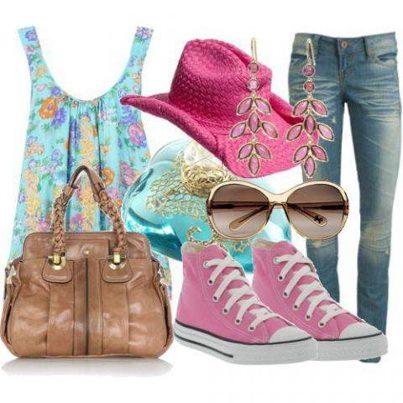 Tips de Moda. Outfit. Combinación de Ropa