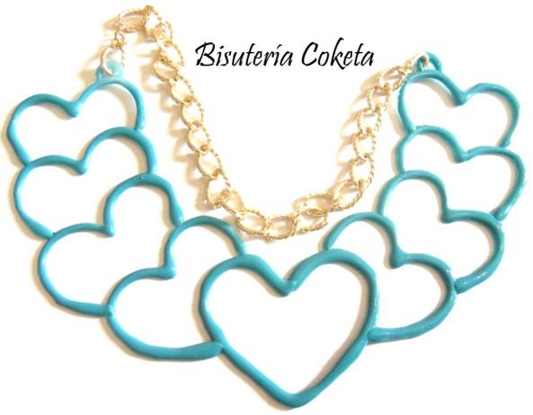 Nueva Colección de Collares, MaxiCollares. Escógelos del color que más te guste!!!