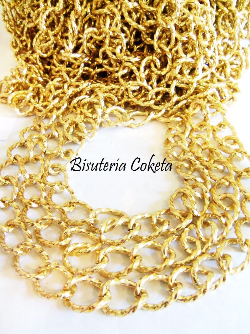 Cadena aluminio 1 Cadena aluminio Cadena aluminio3. de Bisuteria Coketa \u2022 Publicado en Materiales Varios